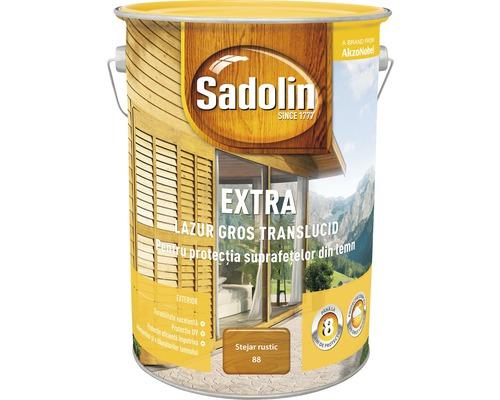 Lazura pentru lemn Sadolin Extra stejar rustic 5 l