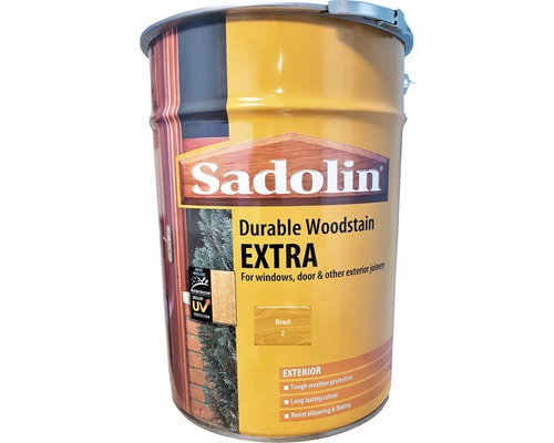 Lazura pentru lemn Sadolin Extra brad 19 l