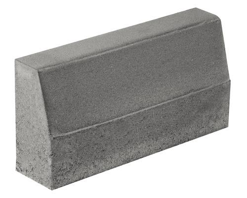 Bordura B12 ciment 25x12x50 cm