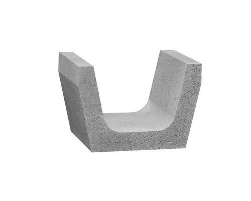 Sant trapezoidal R8 gri 35x51,2x50 cm