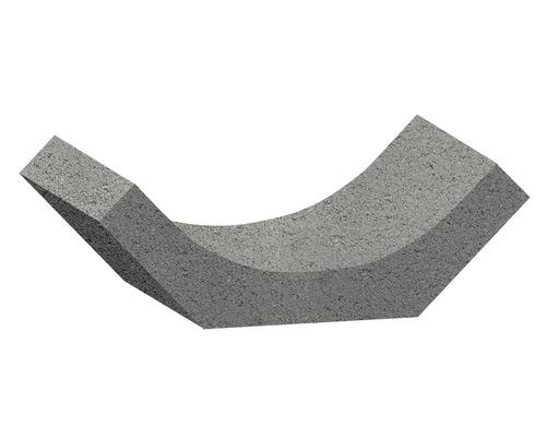 Sant trapezoidal R9 gri 33x35x25 cm
