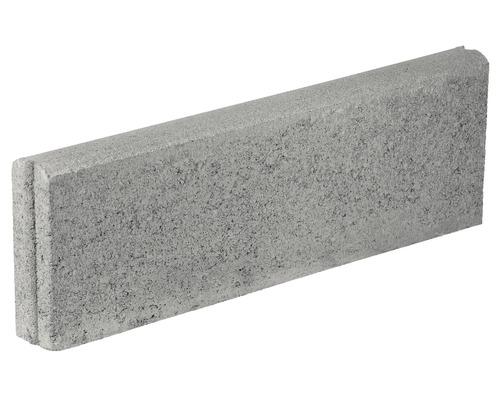 Bordura B10 alb crem 25x7x100 cm