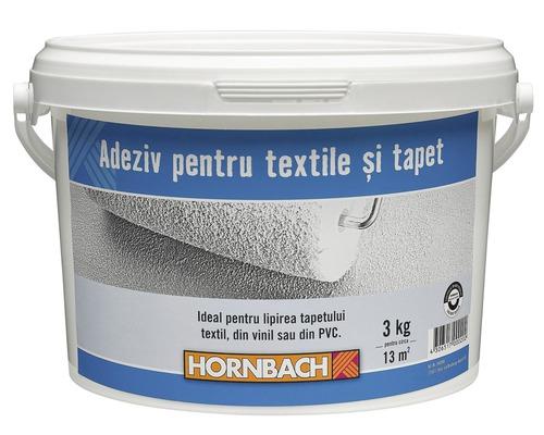 Adeziv pentru tapet textil, din vinil si PVC 3 kg