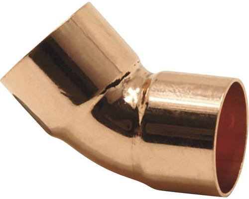 Curba cupru 45° I-I 28 mm