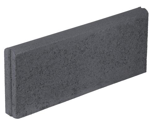 Bordura B4 antracit 5x20x50 cm