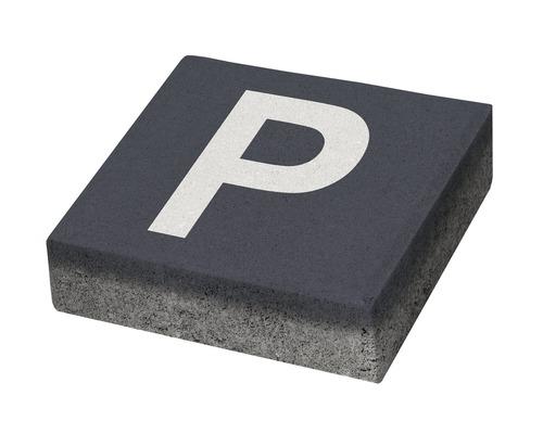 Pavaj patrat P3 acces parcare 20x20x6 cm