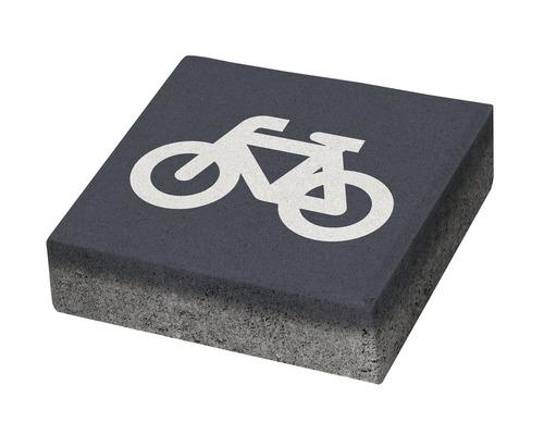 Pavaj patrat P3 acces biciclete 20x20x6 cm