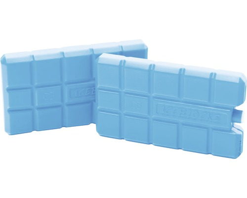 Set baterie lada frigorifica, 2 x 200 g
