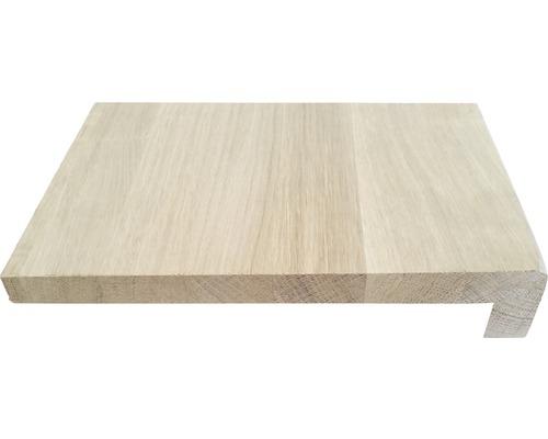 Glaf interior lemn stejar 1,8x20x300 cm