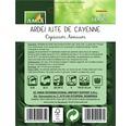 Seminte de ardei iute Cayenne