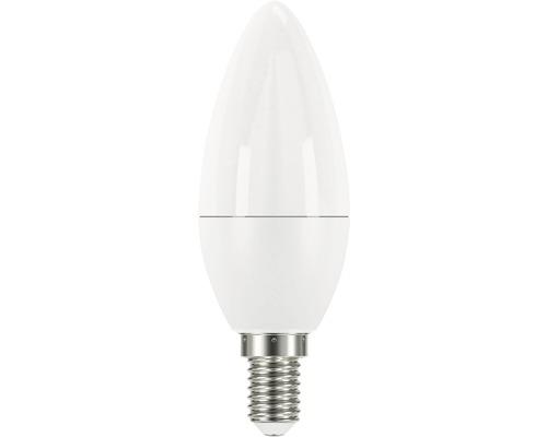 Bec LED Flair E14 5W 470 lumeni, glob mat lumânare, 3 trepte de intensitate luminoasă