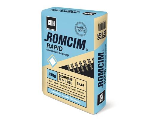 Ciment CRH Romcim Rapid Portland CEM I 52,5 R 25 kg