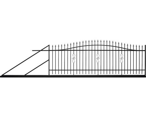 Poarta culisanta Bora 130-150 x 400 cm, deschidere stanga
