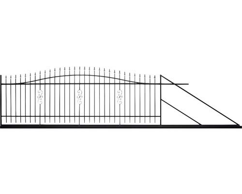 Poarta culisanta Bora 130-150 x 400 cm, deschidere dreapta