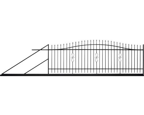 Poartă culisantă Lucina 170-200 x 400 cm, deschidere stânga