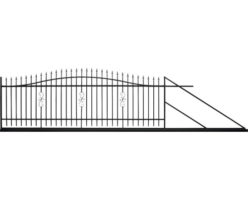 Poarta culisanta Lucina 170-200 x 400 cm, deschidere dreapta