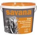 Grund pentru vopsele si tencuieli decorative structurate Savana alb 2,7 l