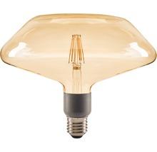 Bec vintage LED variabil Flair E27 4,5W, glob DC200, durată viață 15.000 h