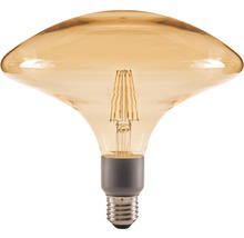 Bec vintage LED variabil Flair E27 4,5W, glob GA200, durată viață 15.000 h