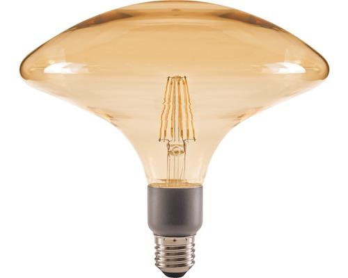 Bec vintage LED variabil Flair E27 4,5W, glob GA200, durata viata 15.000 h