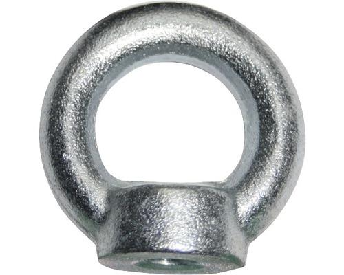 Piulite cu inel de ridicare Dresselhaus M20 DIN582 otel zincat, 5 bucati