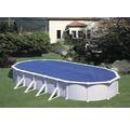 Prelata pentru acoperirea piscinei Thermo 500 x 300 cm, bazin oval