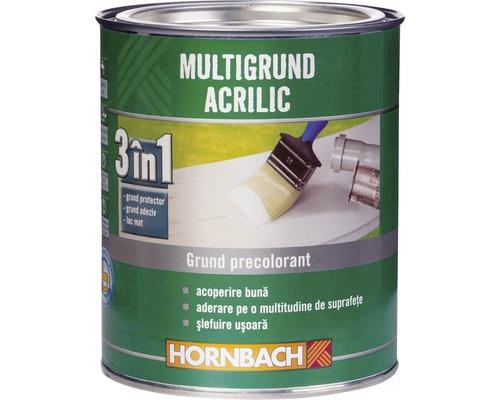 Grund acrilic alb 750 ml