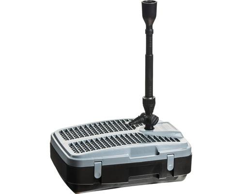 Set filtre iaz Heissner cu joc de apa si UVC, 9 W, 2000 l/h