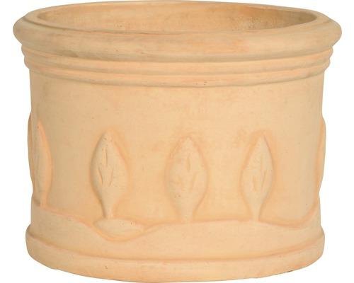 Ghiveci teracota, Ø 34 cm, h 26 cm, maro
