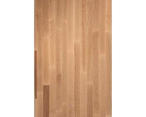 Placă lemn încleiat fag calitatea B/C 18x400x2000 mm