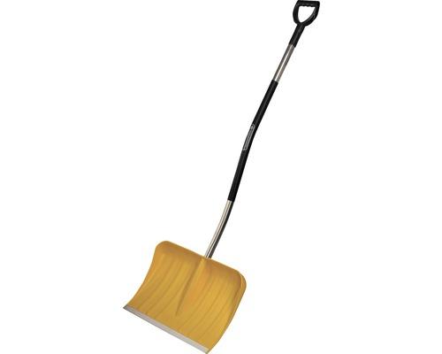 Lopata pentru zapada, plastic, ergonomica, cu coada 125 cm