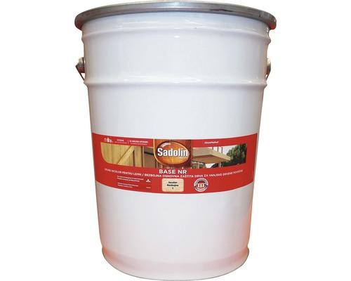Grund incolor pentru lemn Sadolin Base 20 l