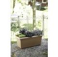Jardinera elho Green Basics XXL, plastic, 100x45x40 cm, teracota