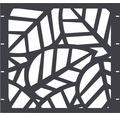 Element gard Palms 90 x 90 cm, antracit
