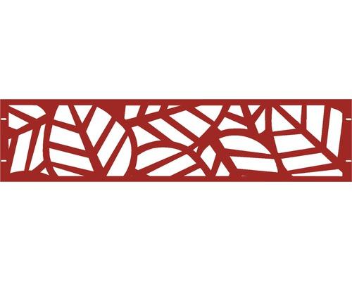 Element gard Palms 180 x 45 cm, rosu