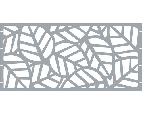 Element gard Palms, 180 x 90 cm, gri