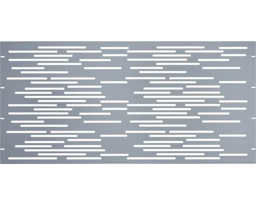 Element gard Vienna, 180 x 90 cm, gri