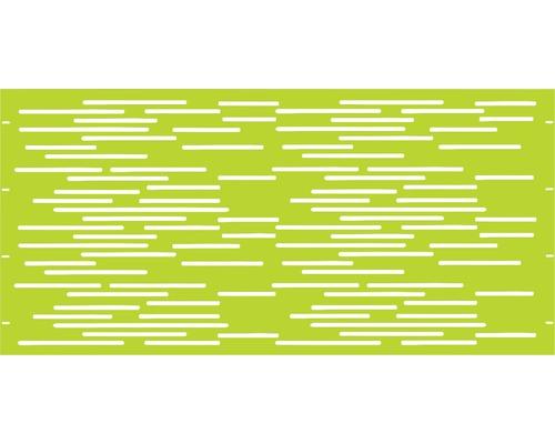Element gard Vienna, 180 x 90 cm, verde