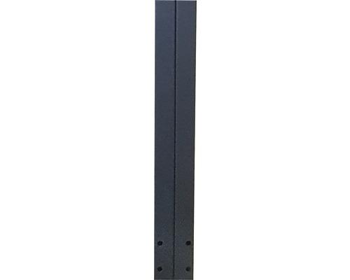 Stalp 8 x 8 x 55 cm, antracit