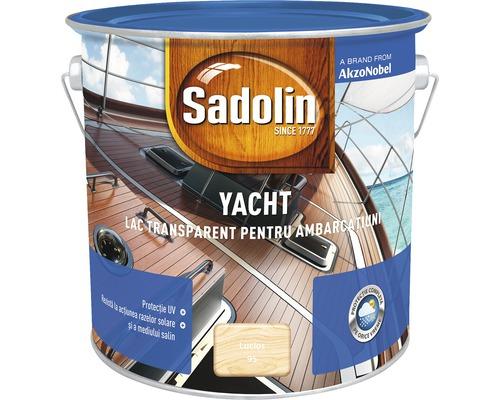 Lac pentru ambarcatiuni Sadolin Yacht incolor 2,5 l