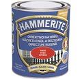 Email pentru metal Hammerite lucios, rosu 0,75 l