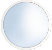 Oglindă rotundă Robello albă Ø 53 cm