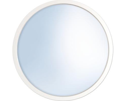 Oglinda rotunda Robello alba Ø 53 cm