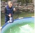 Pompă submersibilă pentru apă curată Pattfield PE-KW 300 W, 7000 l/h, H 6 m