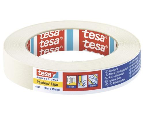 Bandă mascare premium tesa® 50 m x 19 mm