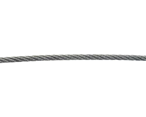 Cablu sufa otel inox A4 Nautic Pro Ø4 mm, inel 10m