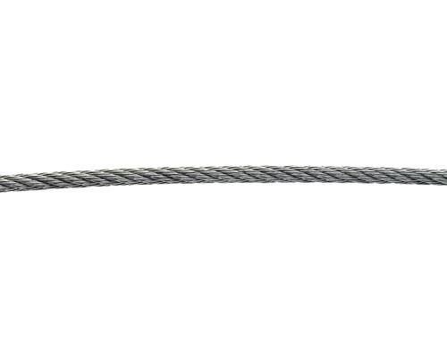 Cablu sufa otel inox A4 Nautic Pro Ø5 mm, inel 10m