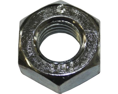 Piulite hexagonale simple Dresselhaus M8 DIN934 otel zincat, 100 bucati