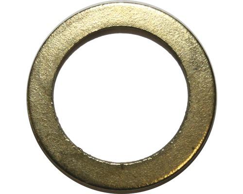 Inel distantier tip saiba plata Dresselhaus Ø15 x Ø9 x 2 mm, otel alamit, pachet 15 bucati