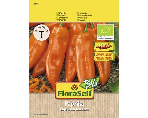 Ardei, seminte de legume FloraSelfBio 'Kyra'